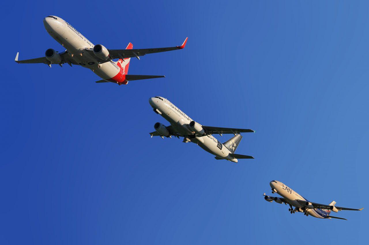 EU y Centroamérica apuestan por programas de navegación aérea