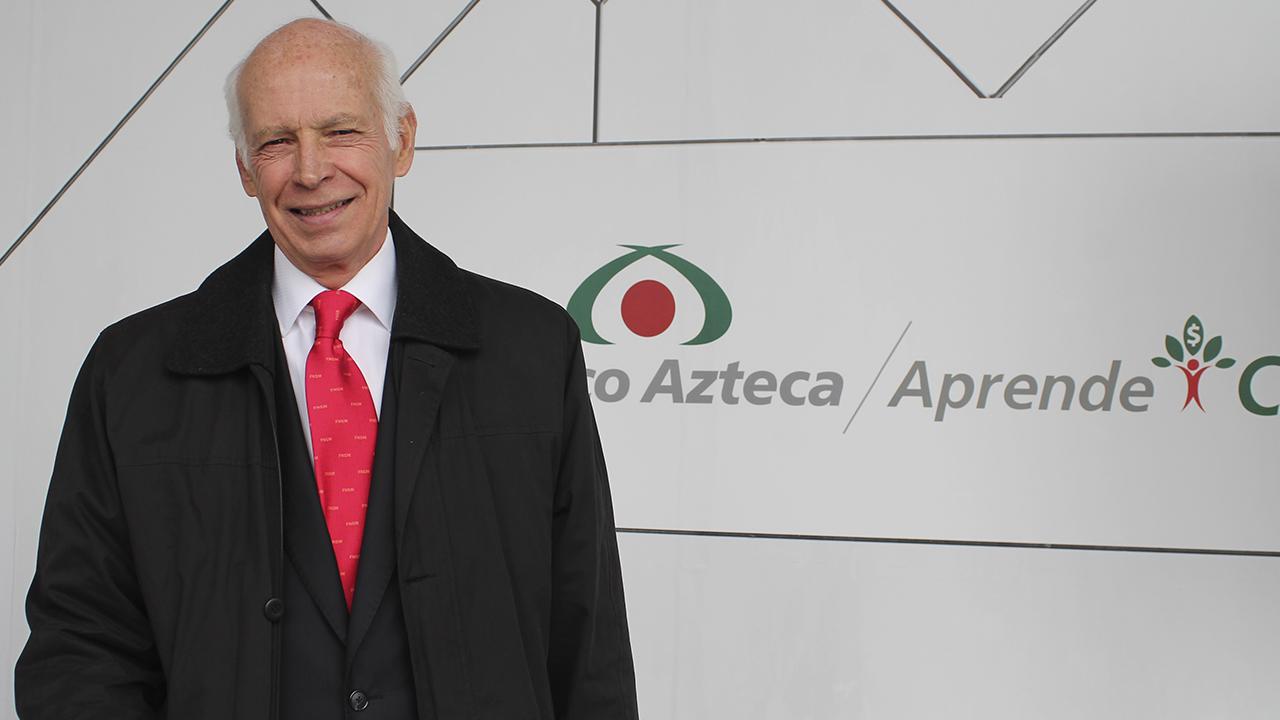 Banco Azteca quiere educar en finanzas personales con tecnología