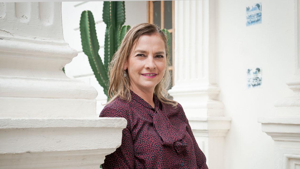 Beatriz Gutiérrez Muller. Foto: Angélica Escobar/Forbes México.
