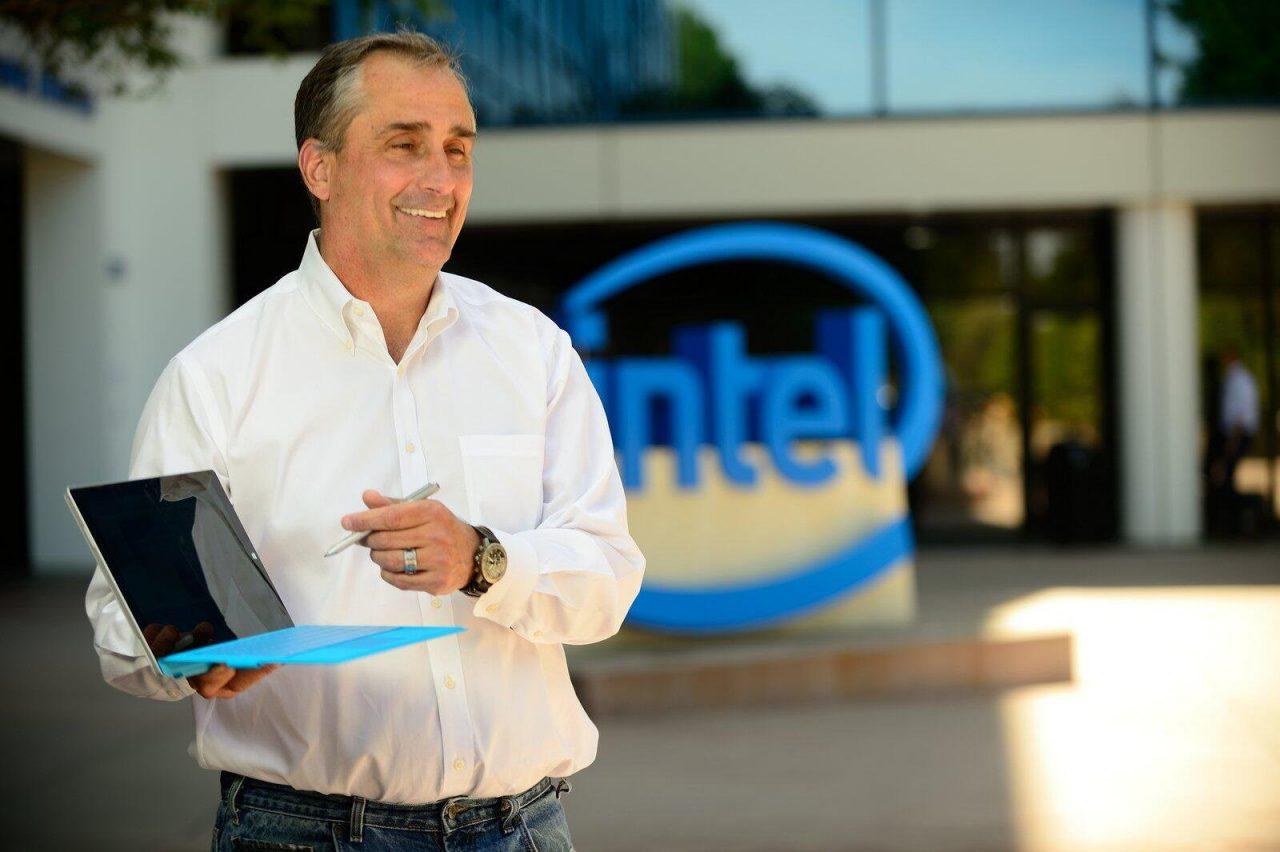 Krzanich deja Intel tras investigación sobre relación con colega