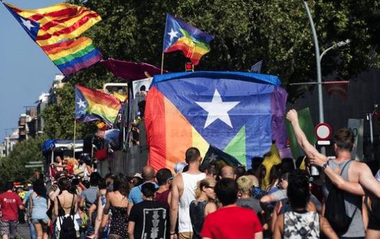 Pride, orgullo, LGBT, Barcelona