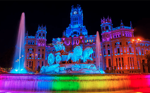 Pride, orgullo, lgbt, Madrid