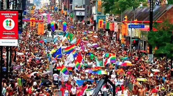 Pride, lgbt, orgullo, Montreal