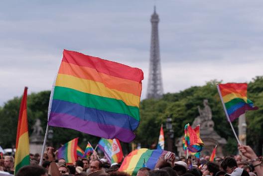 Pride, orgullo, lgbt, Paris
