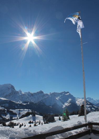 Beau Soleil, escuelas, lujo, Suiza