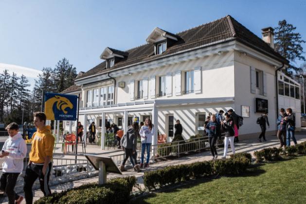 College du Leman, Suiza, lujo, escuelas