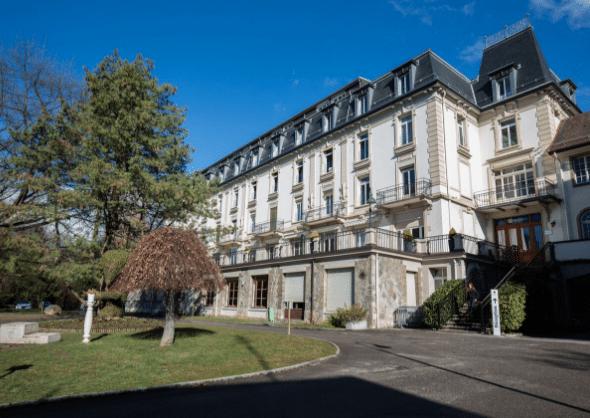 College Champittet, Suiza, escuelas, lujo