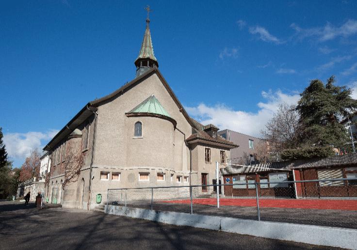 College Champittet, escuelas, lujo, Suiza