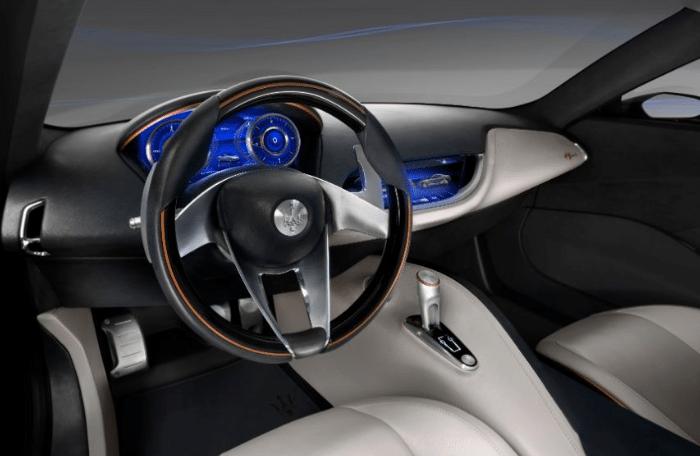 Maserati, auto, eléctrico, lujo