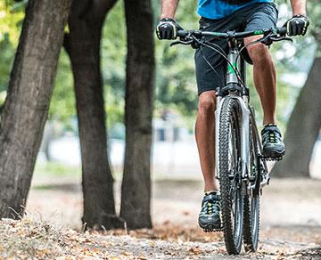 depresión, deporte, salud, bicicleta