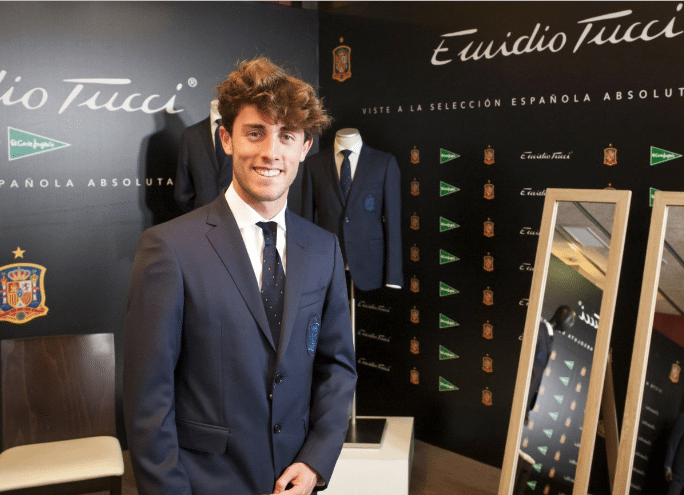 España, Rusia 2018, ropa, selecciones