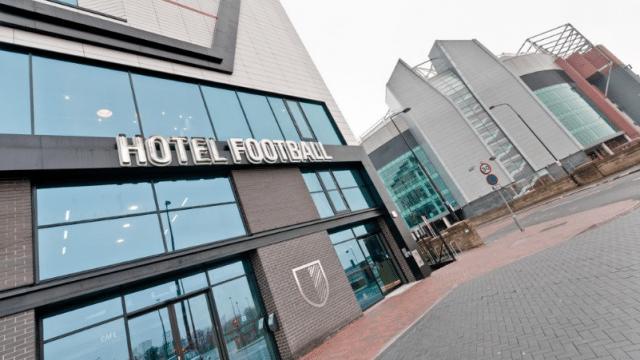 hotel, hoteles futboleros, futbol