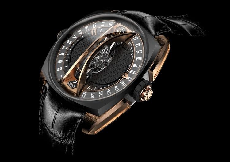 Cyrus lanza tres relojes que apuestan por la exclusividad