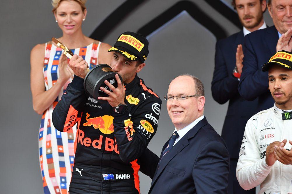 Así se vivió el Gran Premio de Mónaco, la joya de la Fórmula 1