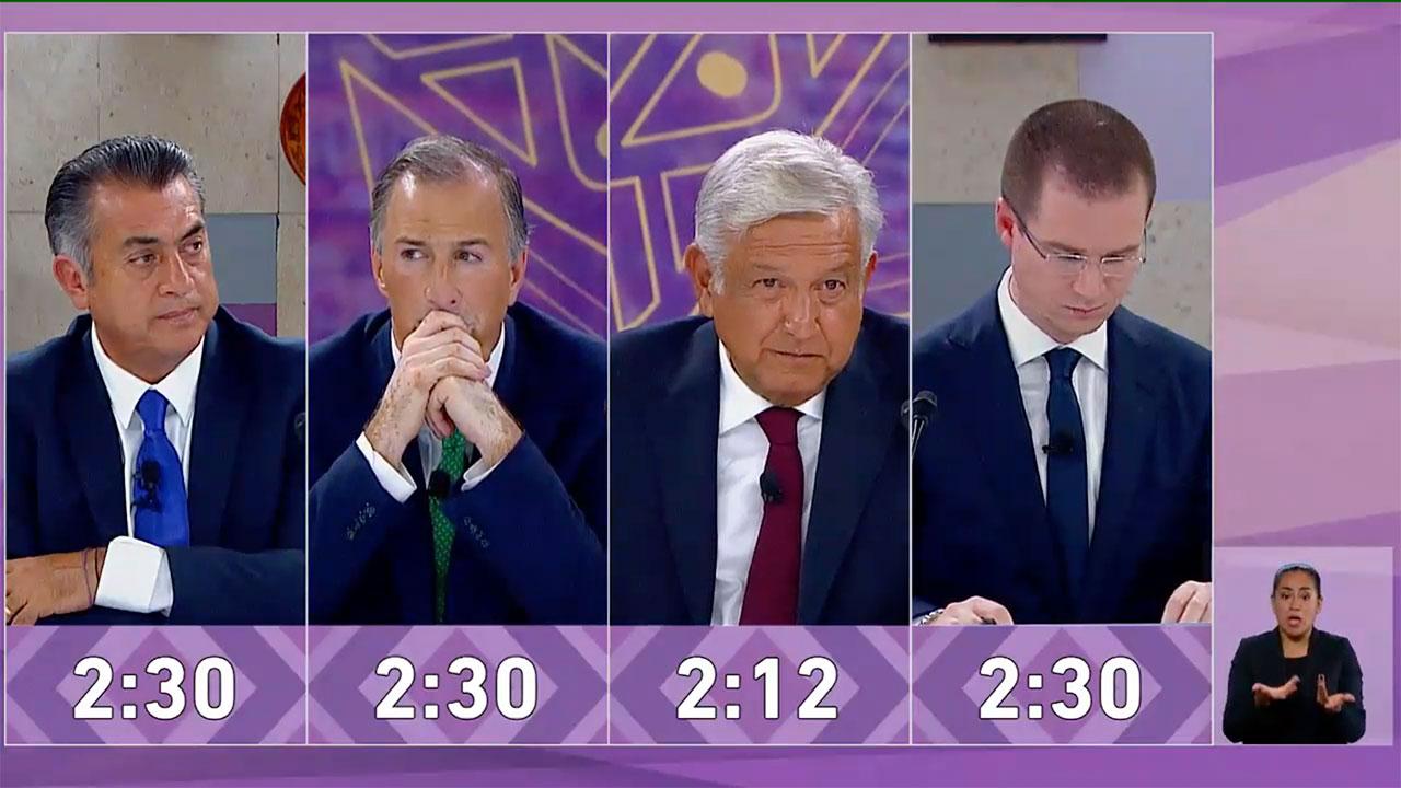 Propuestas de candidatos en tercer debate quedaron cortas: Coparmex