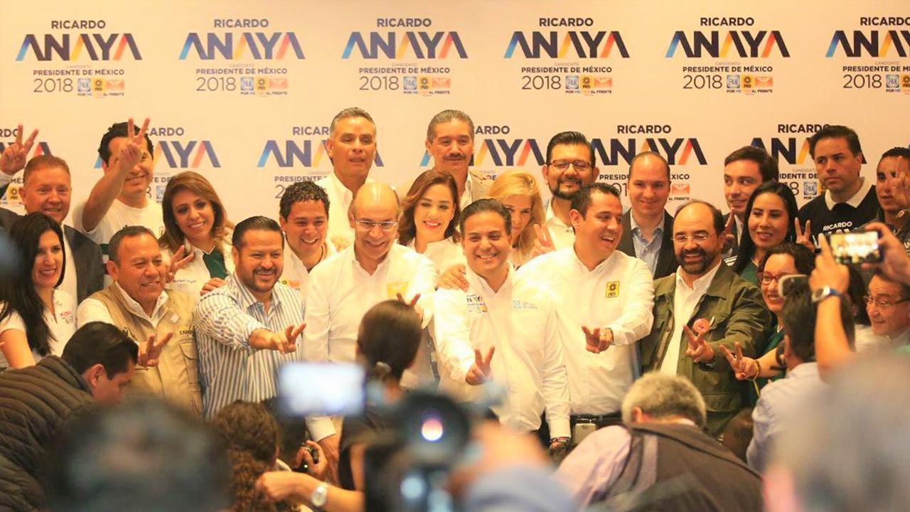 Encuestas representan sólo a 4 de cada 10 mexicanos: PAN