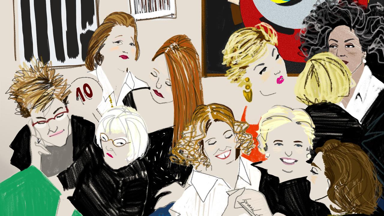 Las 10 mujeres líderes del arte latinoamericano