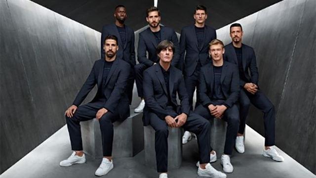 selecciones, Rusia 2018, Alemania, ropa