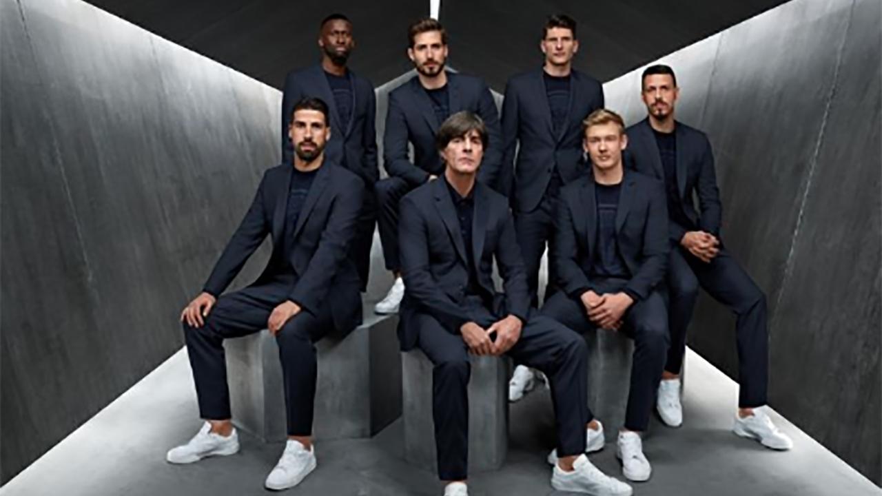 Top 5: las selecciones de futbol mejor vestidas de Rusia 2018
