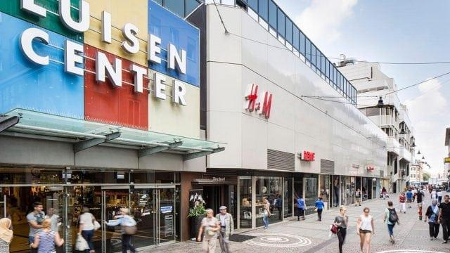 H&M tiendas de moda