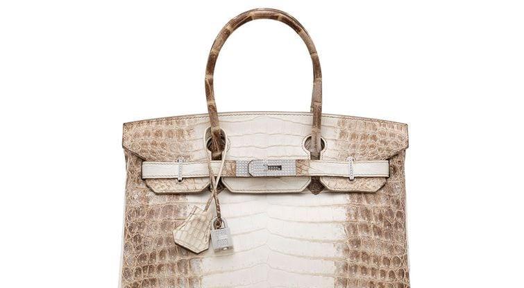 Este bolso de Hermès podría convertirse en el más caro del mundo