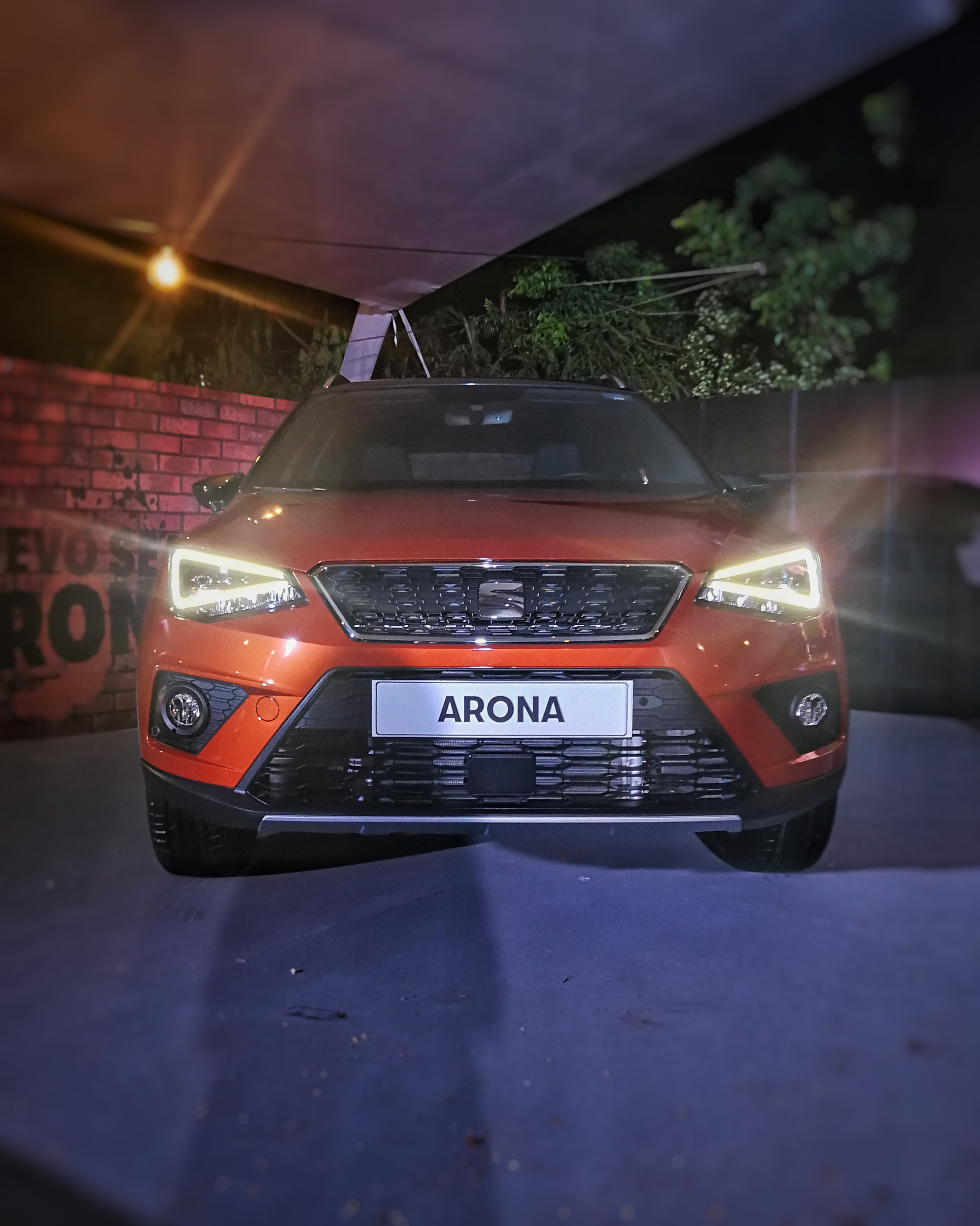 Seat lanza su nueva SUV Arona en México