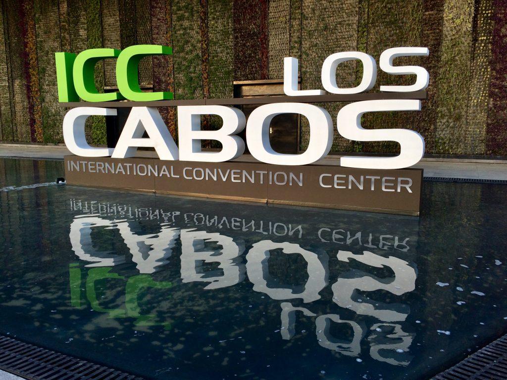 ICC, Los Cabos, convenciones