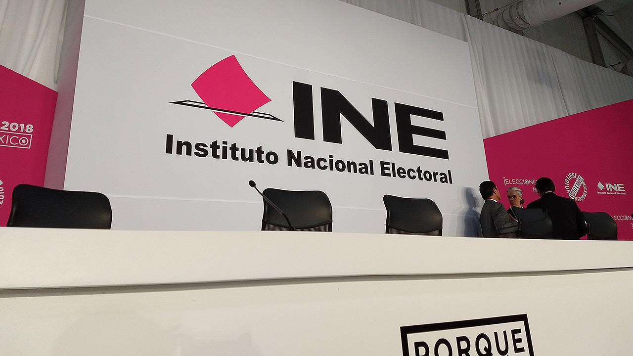 INE votará para mantener o no registro del PES y Nueva Alianza