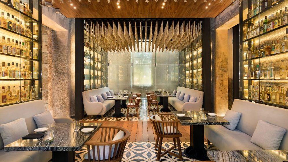 El restaurante más hermoso del mundo… ¡es mexicano! Tienes que conocerlo