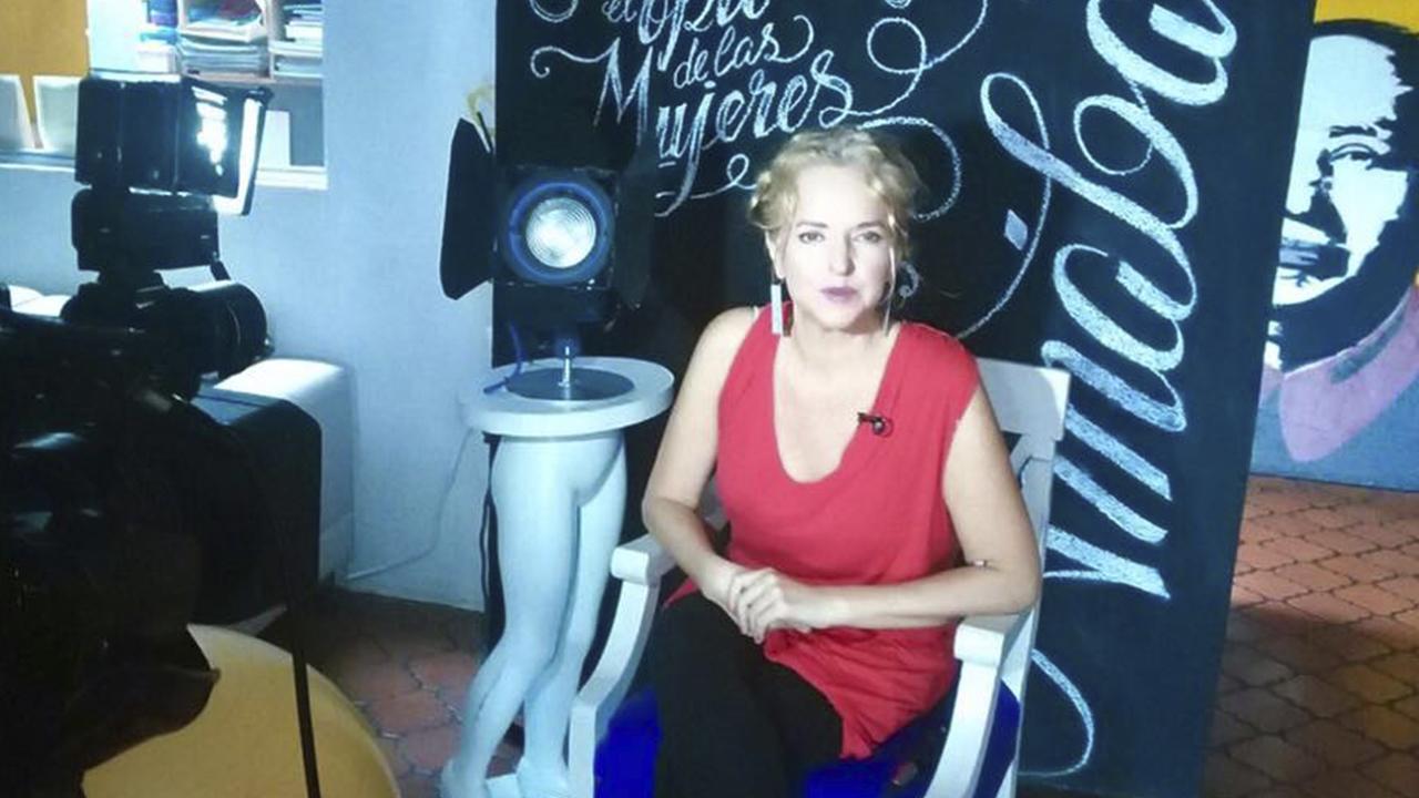 """Nos salvamos de un presidente evangélico en Costa Rica"": Laura Astorga Carrera"