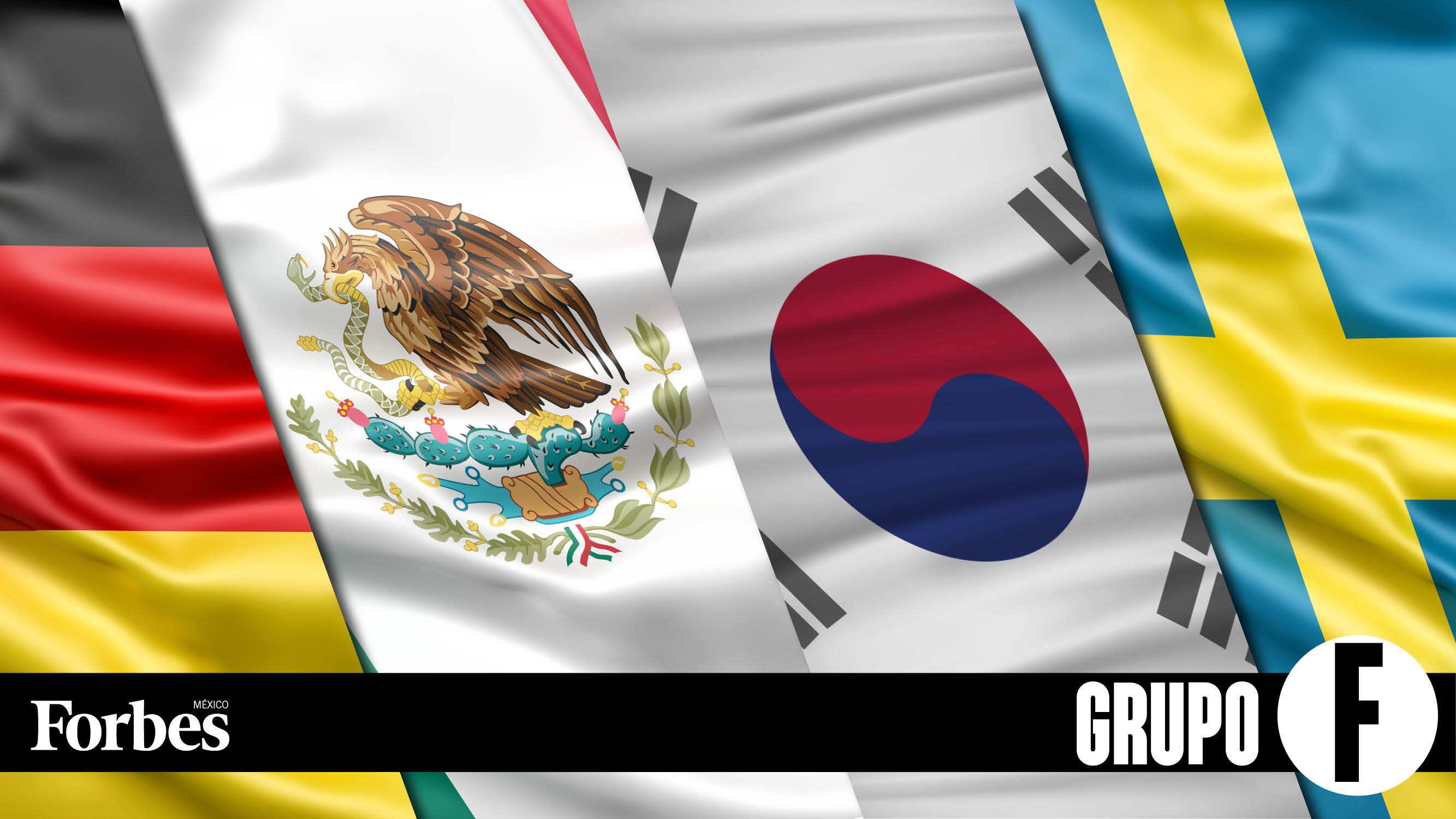 Rusia 2018 | Grupo F: México en busca del ansiado quinto partido