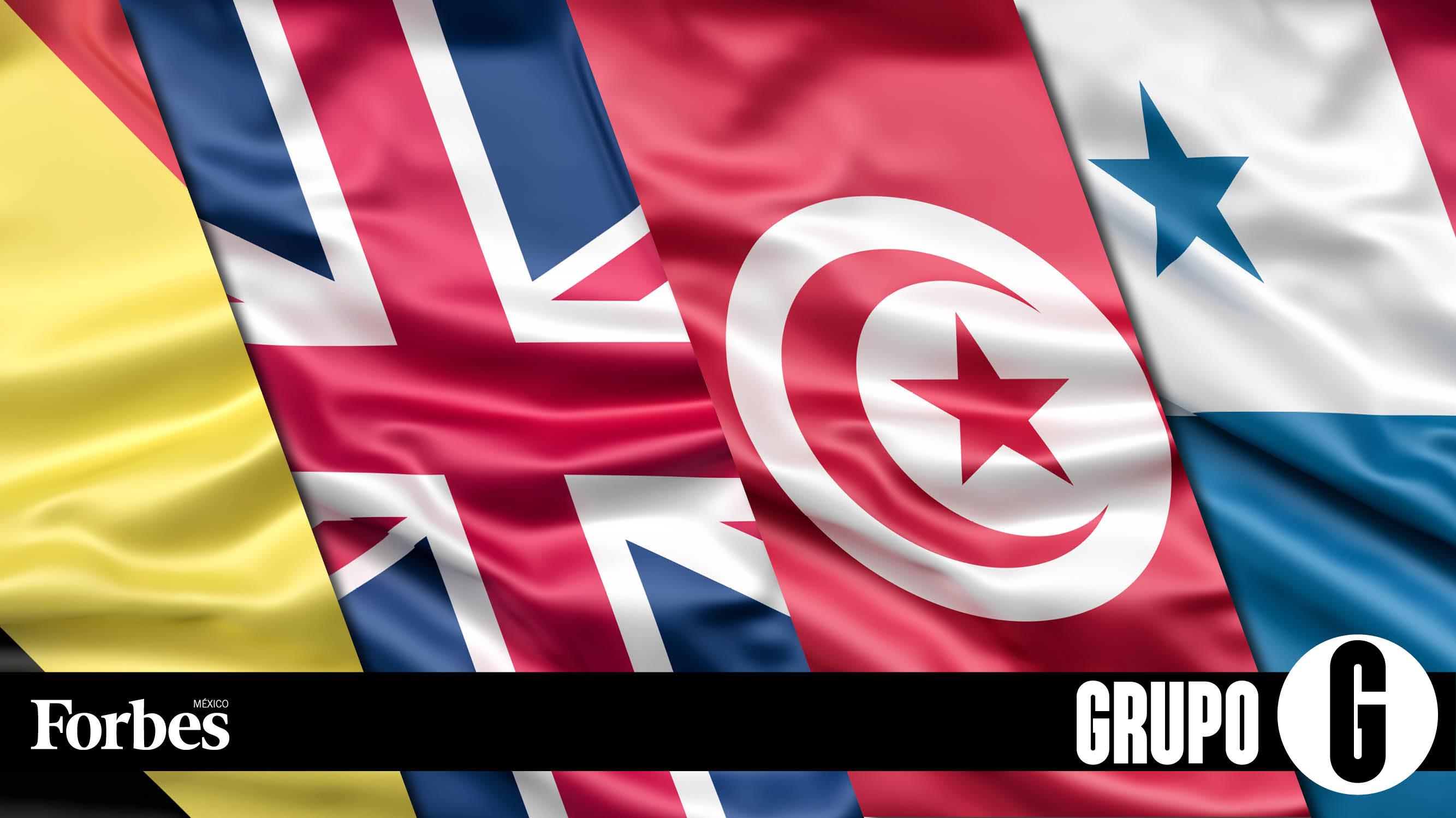 Rusia 2018 | Grupo G: Bélgica peleará por consolidarse