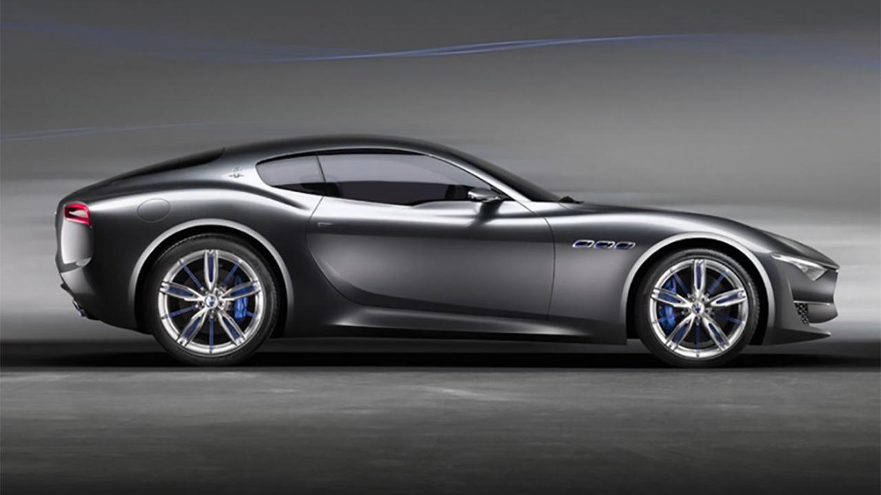 Maserati Alfieri, el deportivo eléctrico que pondrá a temblar a Tesla