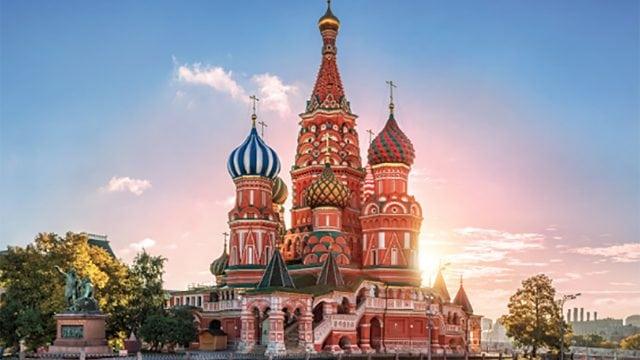 Rusia, Rusia 2018, viaje