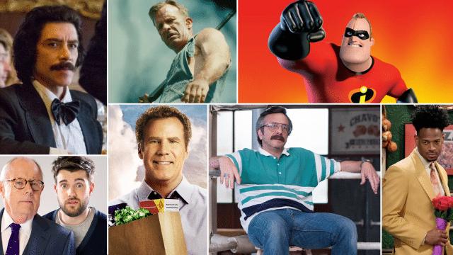Netflix día del padre series