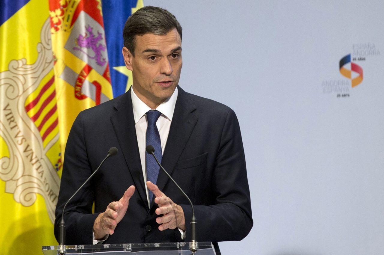 Pedro Sánchez estrena gobierno en España