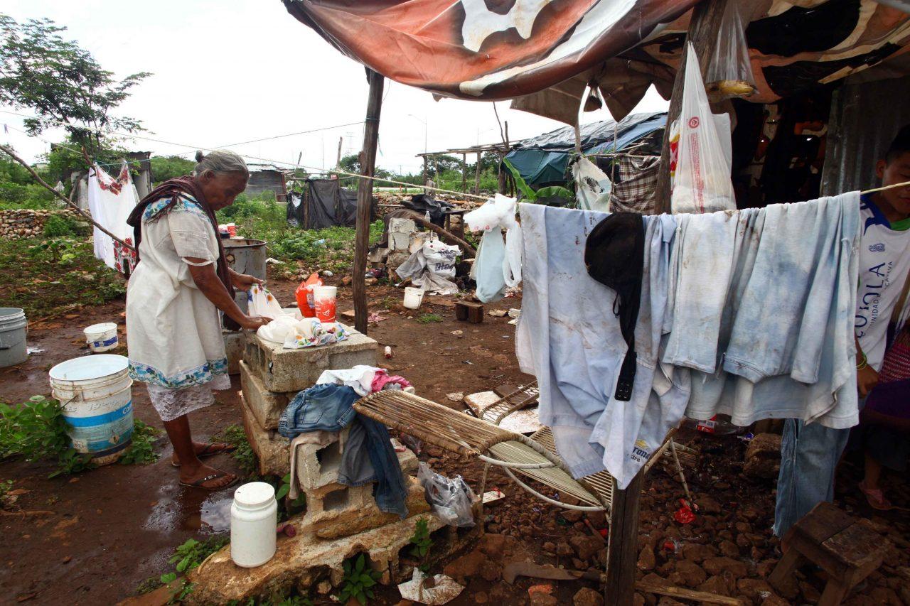 Nacer y morir con carencias, estas son las zonas en donde la pobreza 'atrapa' a sus habitantes
