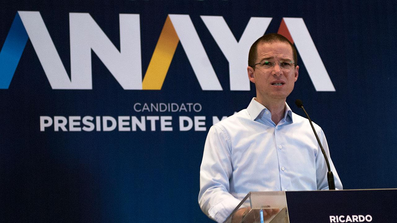 PAN contrató a empresa ligada a promotora de noticias falsas contra Anaya