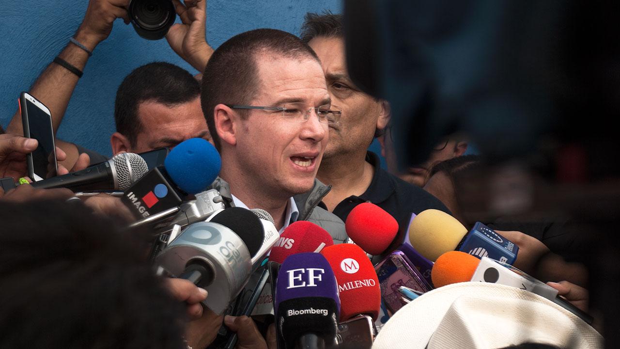 PGR sí intervino las elecciones en mi perjuicio: Ricardo Anaya
