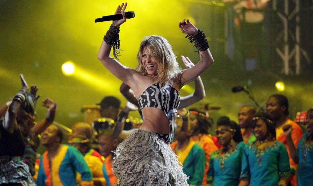 Fiscalía española acusa a Shakira de fraude fiscal