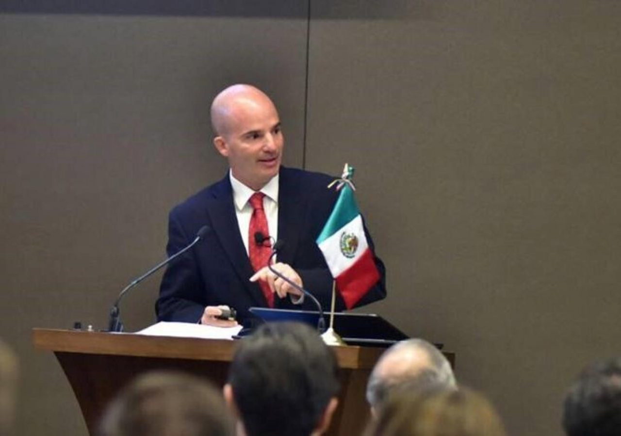 González Anaya pide a G20 consenso en políticas de economía digital