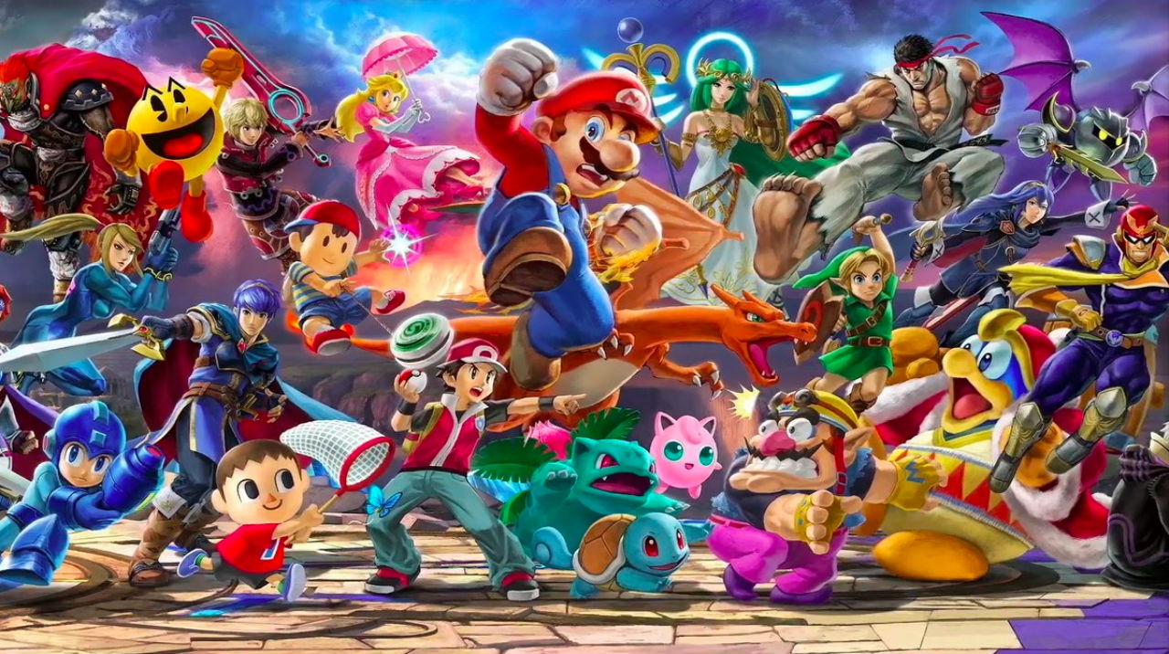 Nintendo presenta en México el Super Smash Bros. Ultimate