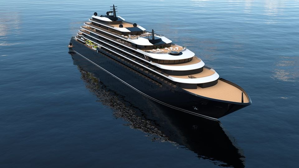 Ritz-Carlton prepara el lanzamiento del yate más lujoso del mundo