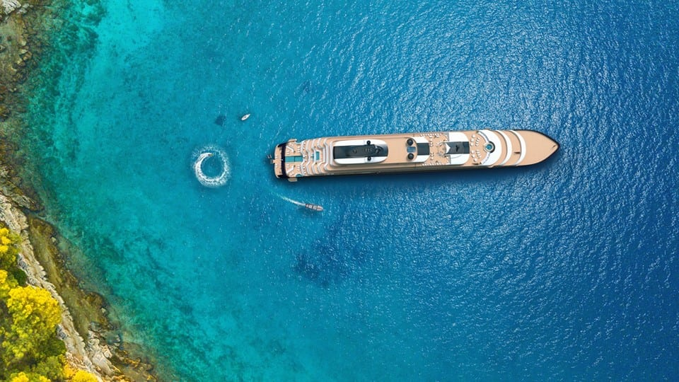 Ritz - Carlton Yacht Collection