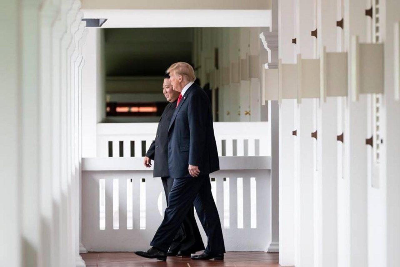 Cómo vio la prensa internacional la cumbre Trump-Kim