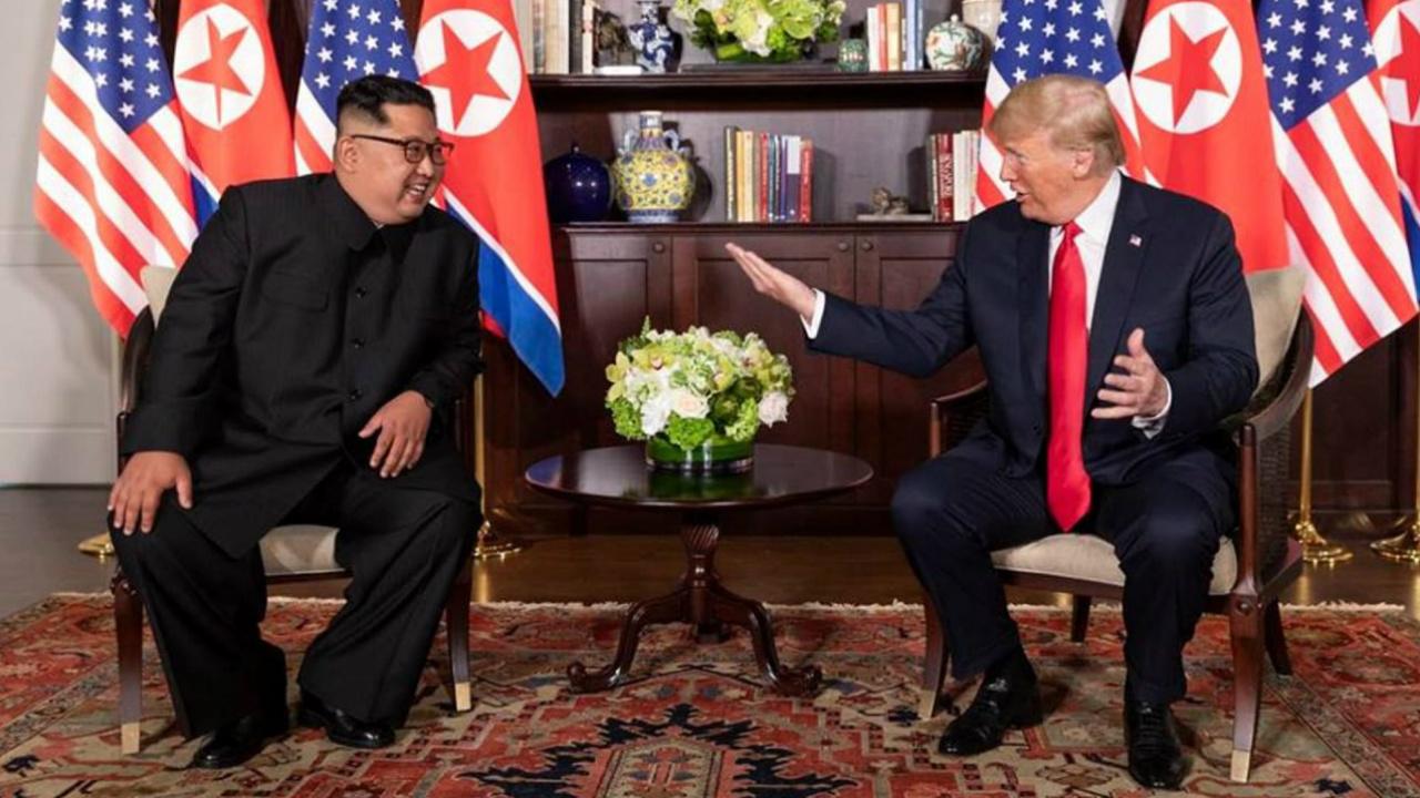 Cumbre histórica: mucho ruido y pocas nueces
