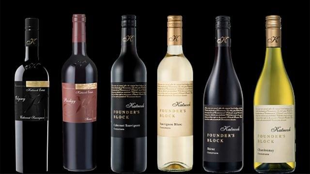 vino, vinos, Australia, Katnook