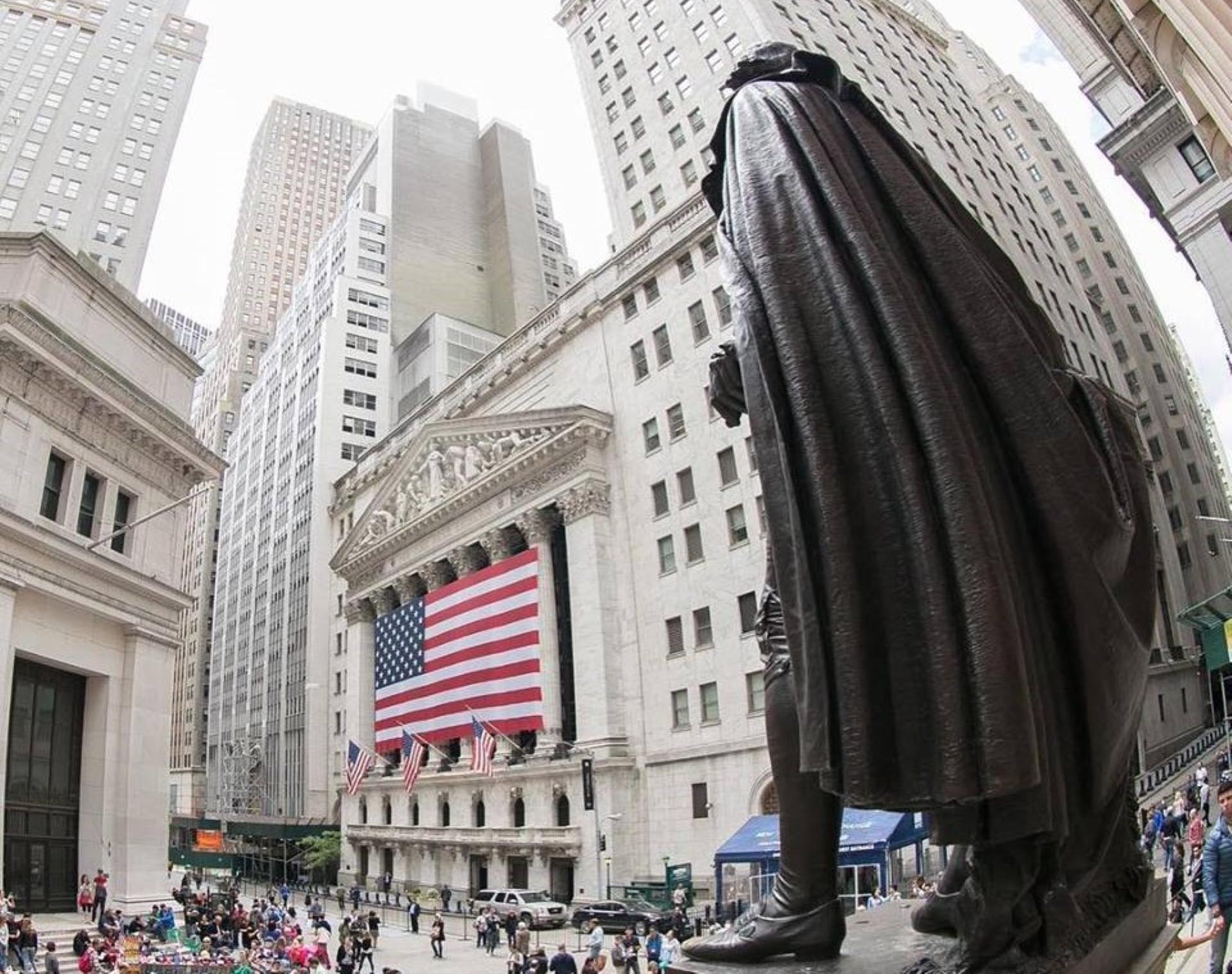 Wall Street cierra a la baja tras cinco sesiones ganando