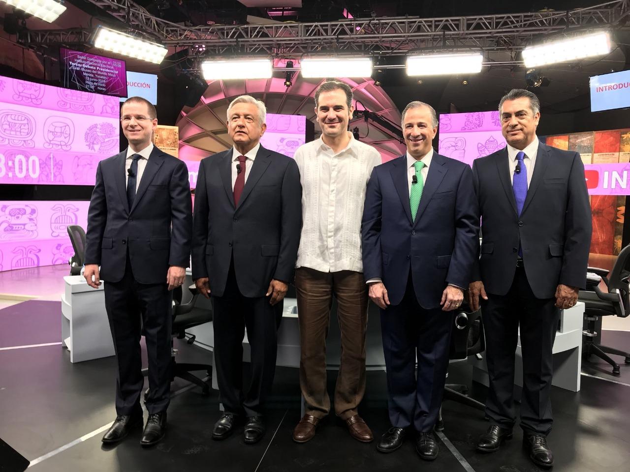 Las fórmulas para el crecimiento económico de México, según los presidenciables