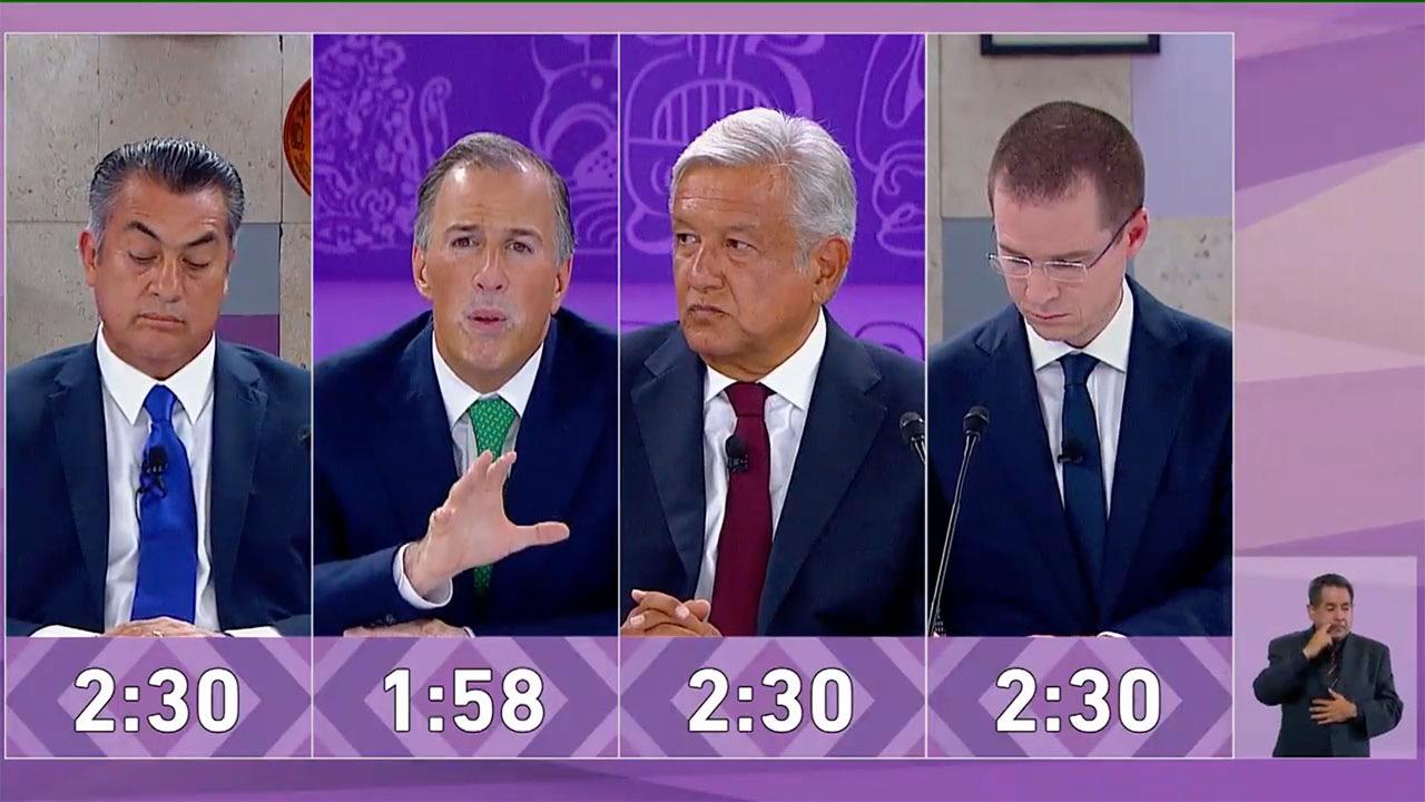 AMLO, ganador del tercer debate presidencial: MassiveCaller
